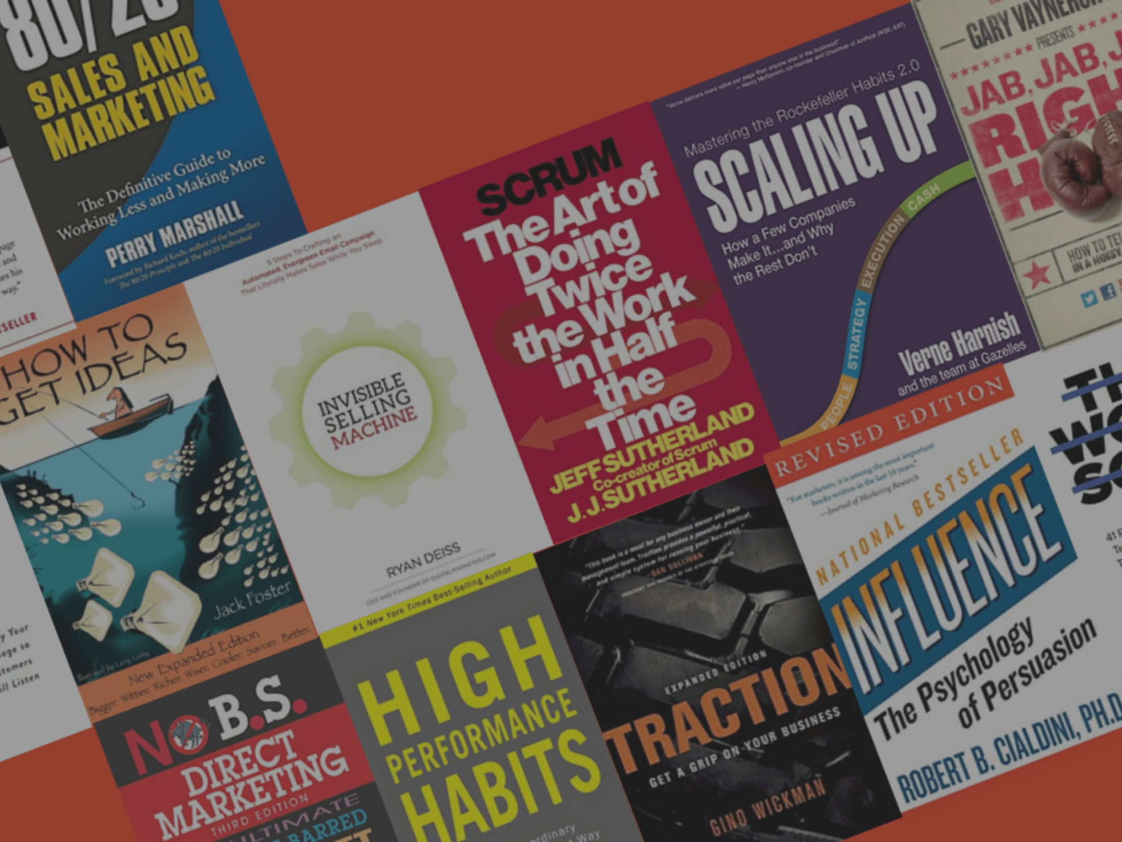 Steep's Top 13 Books Every Financial Advisor Should Read In 2020